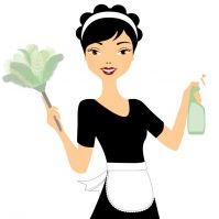 clipart_cleaning_lady_05